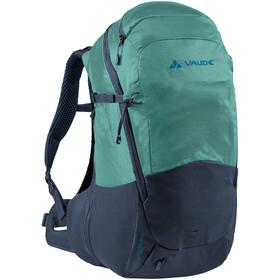 VAUDE Tacora 26+3 Backpack Women, groen/blauw